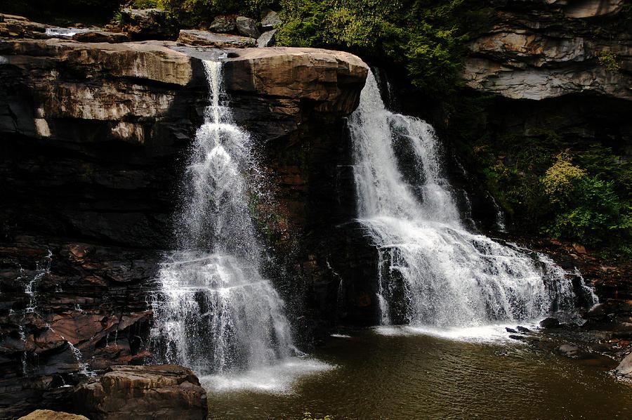 Blackwater Falls Photograph