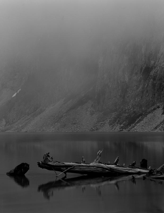 Blanca Lake Photograph