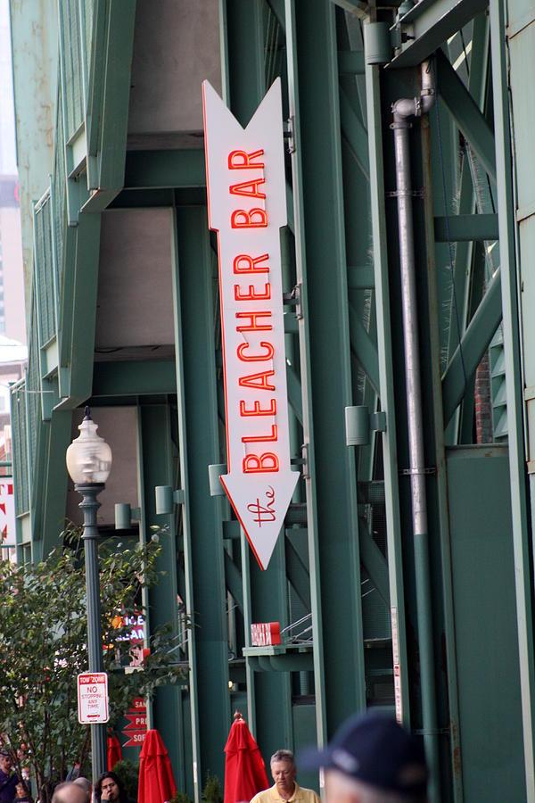Bleacher Bar Photograph