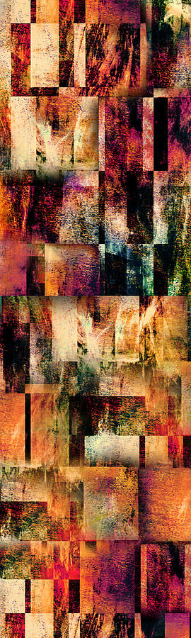 Blocks Panel 1 Digital Art