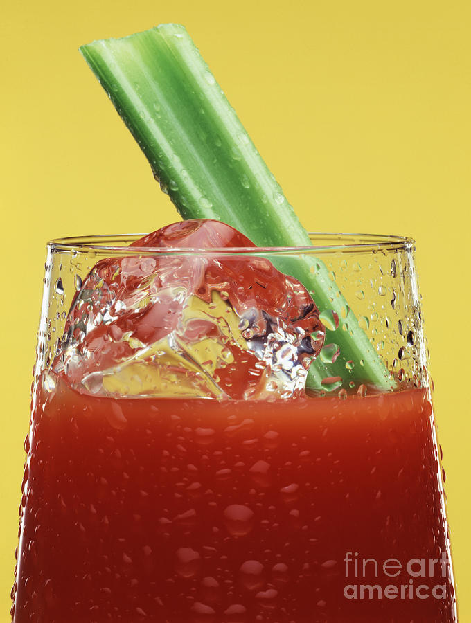 Bloody Mary Photograph