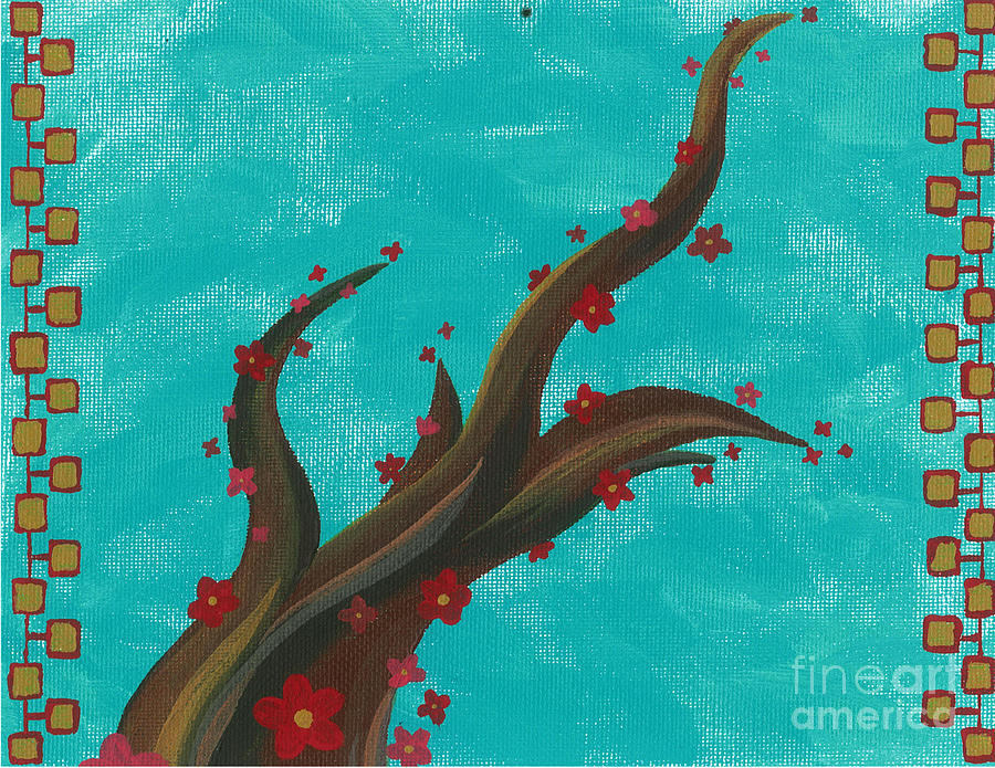 Blossoming Branches Painting