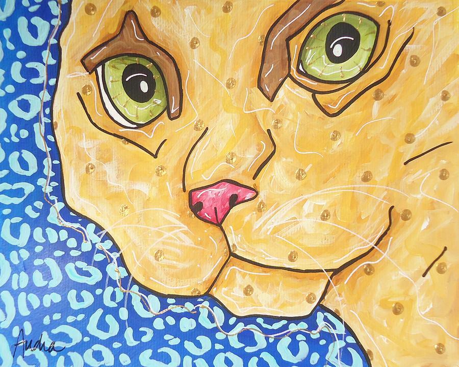 Brian Orakpo Shirtless Cheetah Kitty