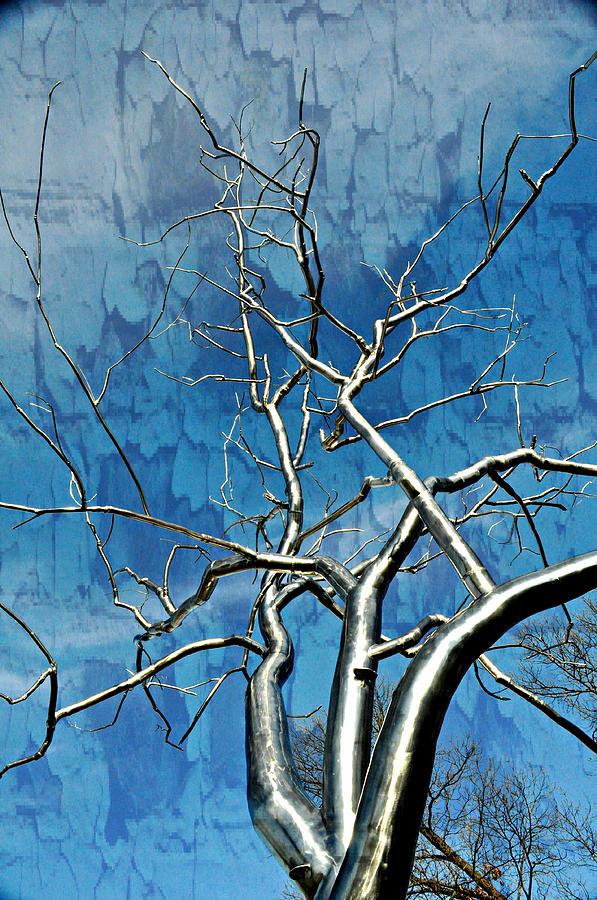 Blue Dream Pyrography