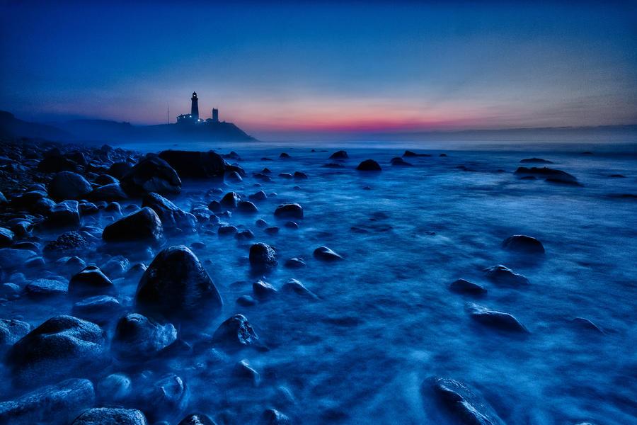 Blue Tide Photograph