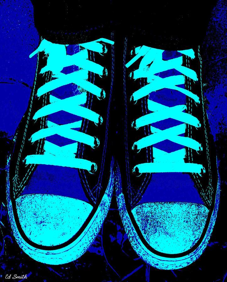 Blue-tiful Photograph