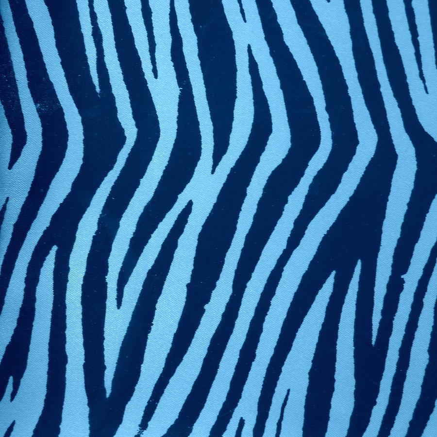 blue zebra print wallpaper - photo #31