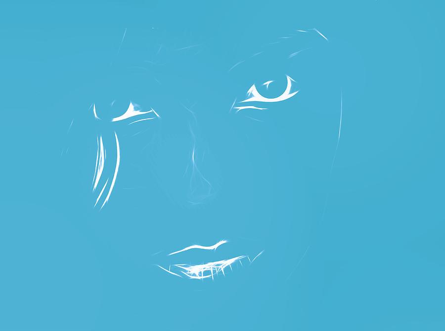 Blueprint  Digital Art