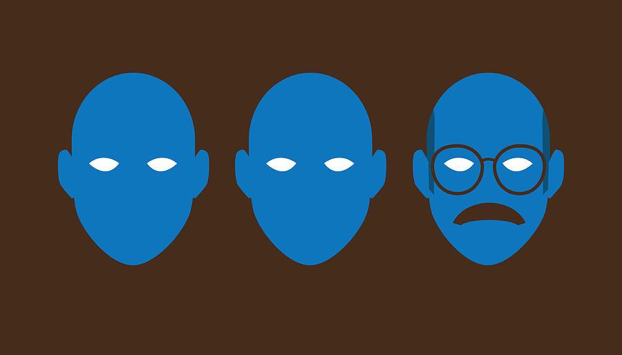 Bluth Man Group Digital Art