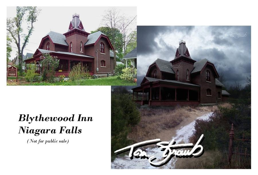 Blythewood Inn Photograph