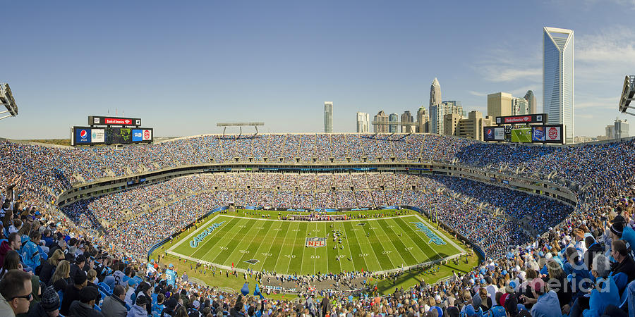 Boa Stadium Skyline Photograph  - Boa Stadium Skyline Fine Art Print