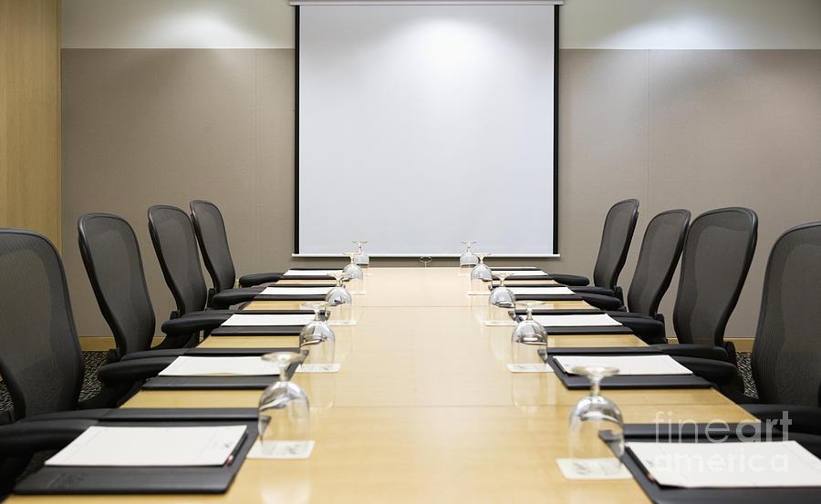Boardroom Photograph