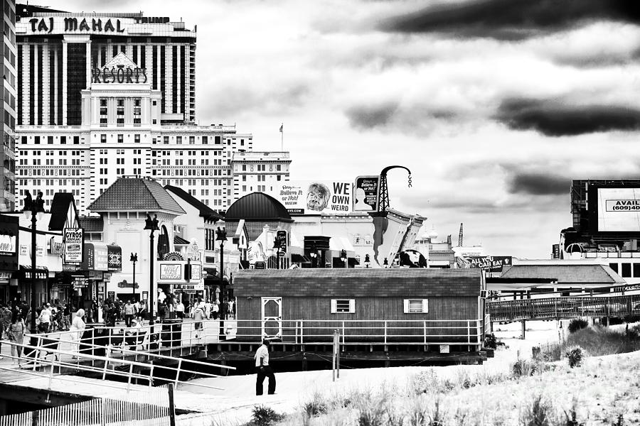 Boardwalk Casinos Photograph