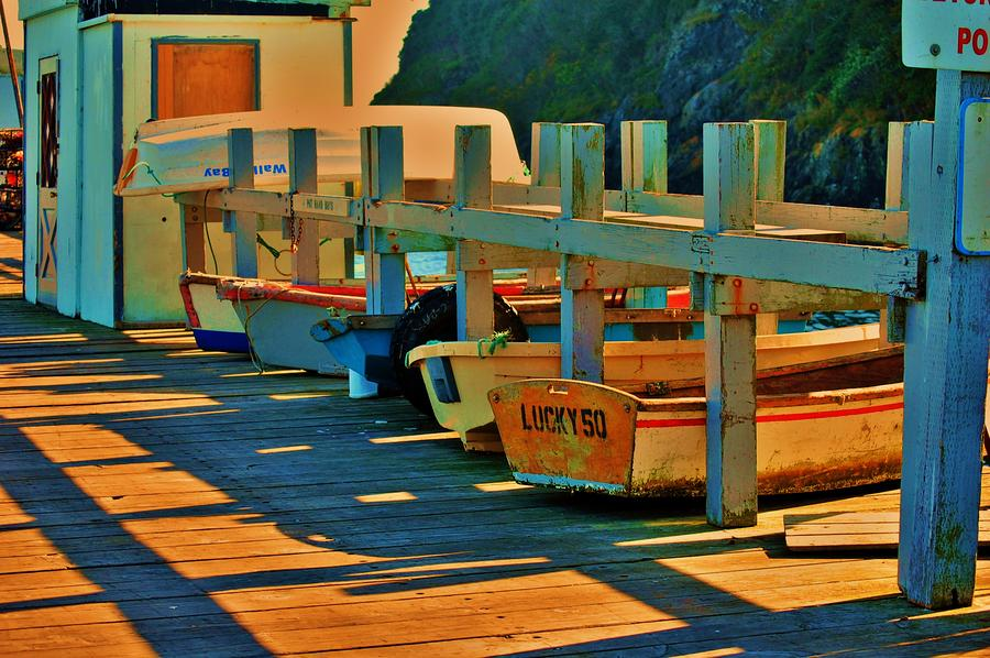 Boat Ride Photograph  - Boat Ride Fine Art Print