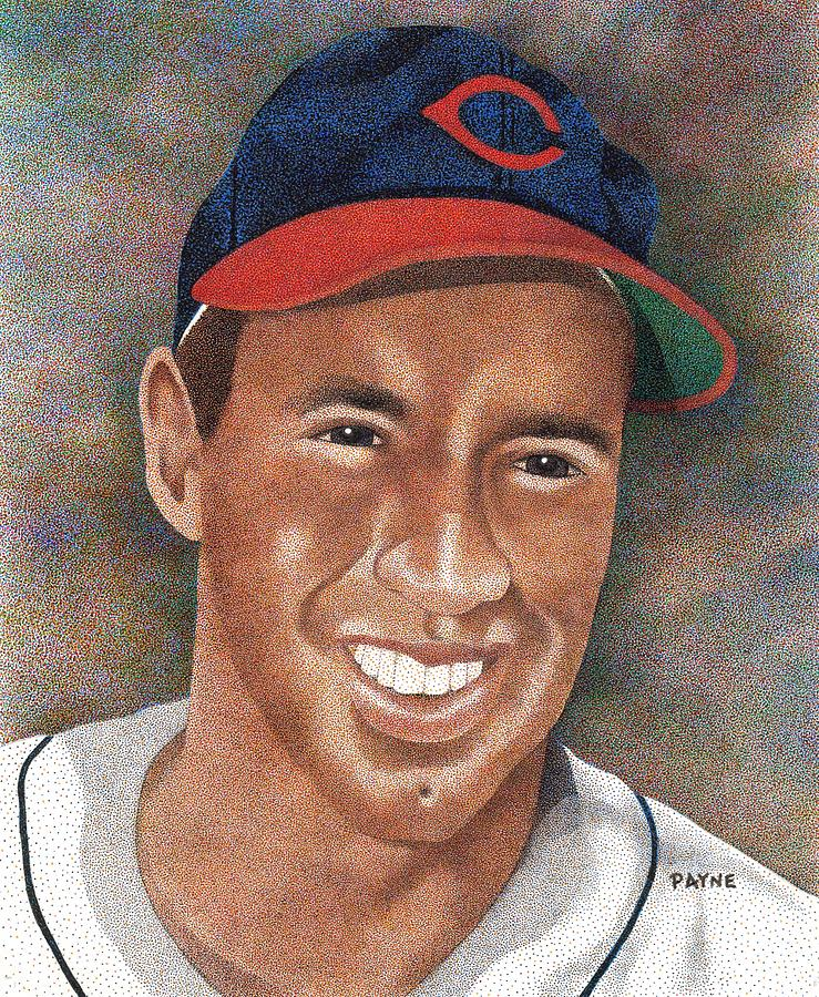 Bob Feller Drawing