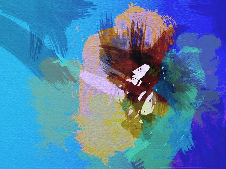 Bob Marley 2 Painting