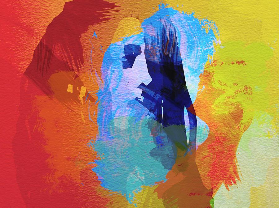 Bob Marley 4 Painting