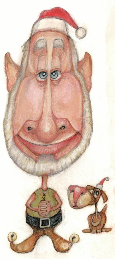Bobblehead No 60 Drawing