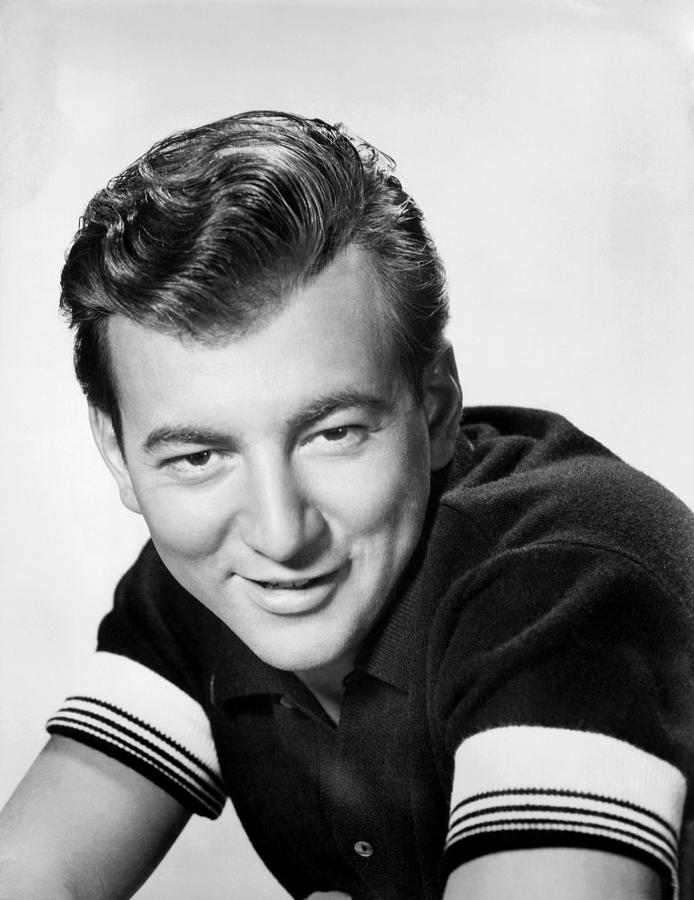 Bobby Darin, Ca. 1950s Photograph