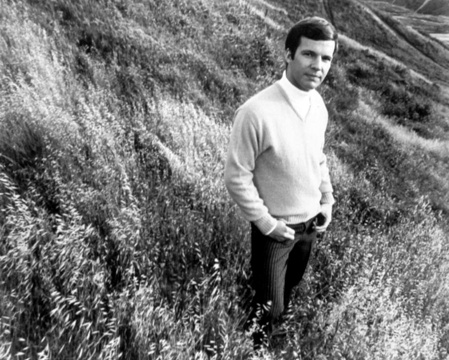 Bobby Vee, Ca. 1968 Photograph