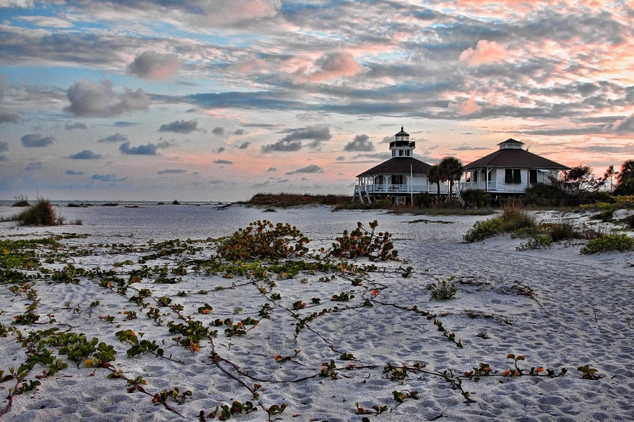 Boca grande sunset photograph by shari jardina for Jardina