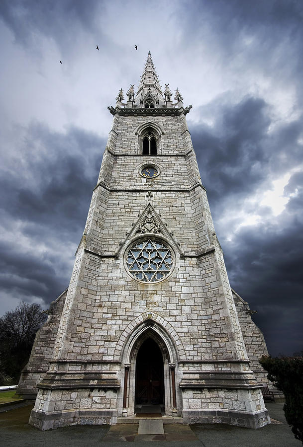 Bodelwyddan Church Photograph