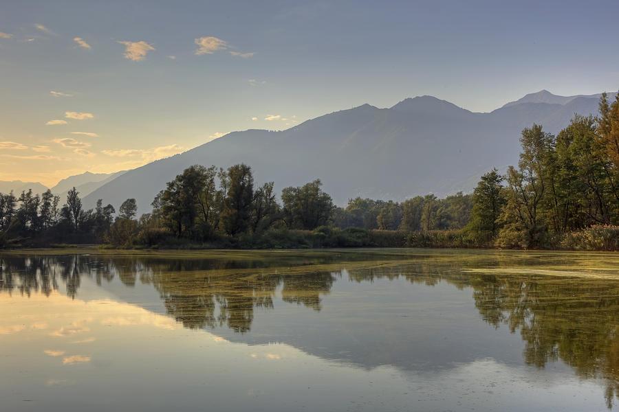 Bolle Di Magadino - Ticino Photograph