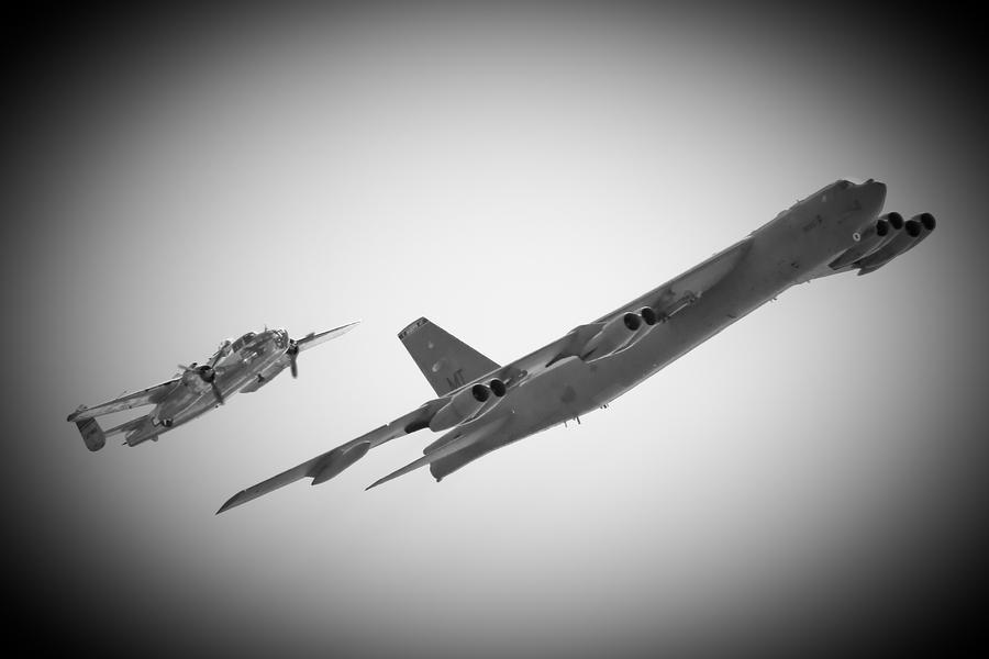 Bomber Pair Photograph