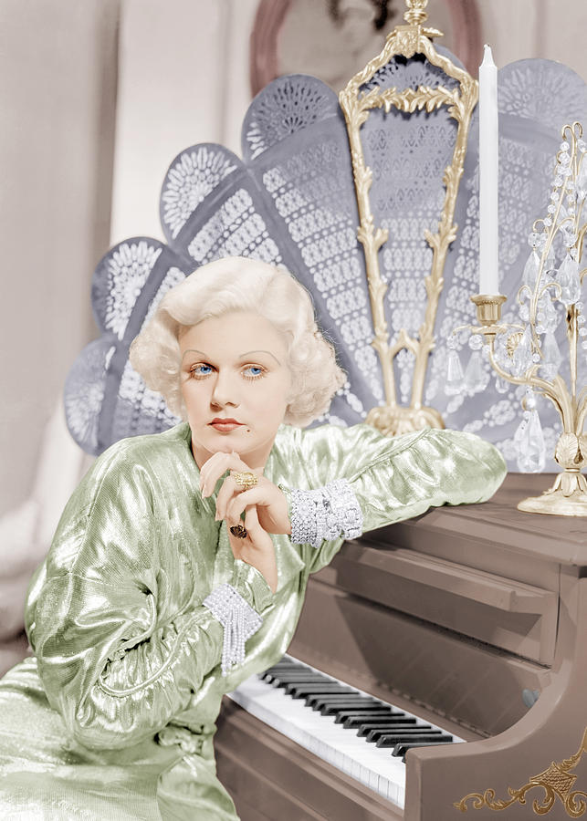 Image result for jean harlow bedroom color