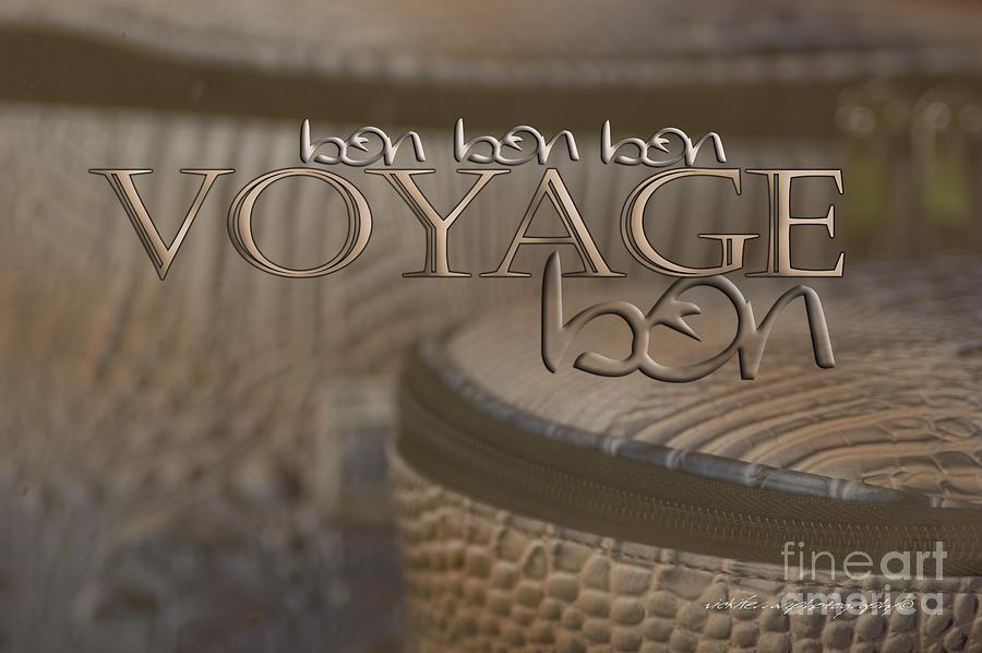 Bon Voyage Photograph