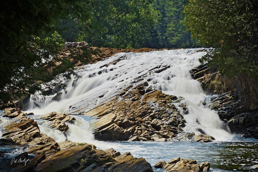 Bonnechere Falls Photograph