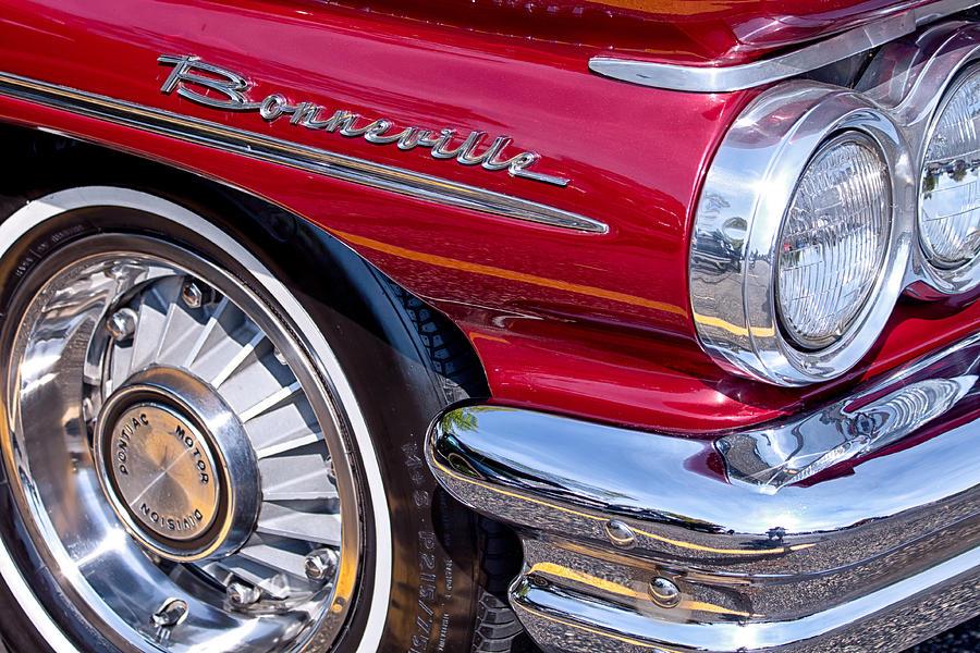 Bonneville Photograph - Bonneville by Lauri Novak