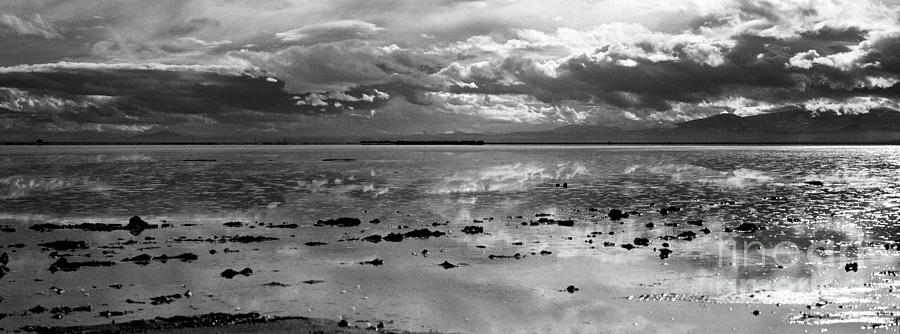 Bonneville Salt Flats Two Photograph