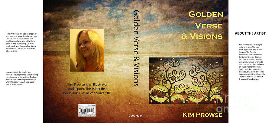 Book Jacket Digital Art