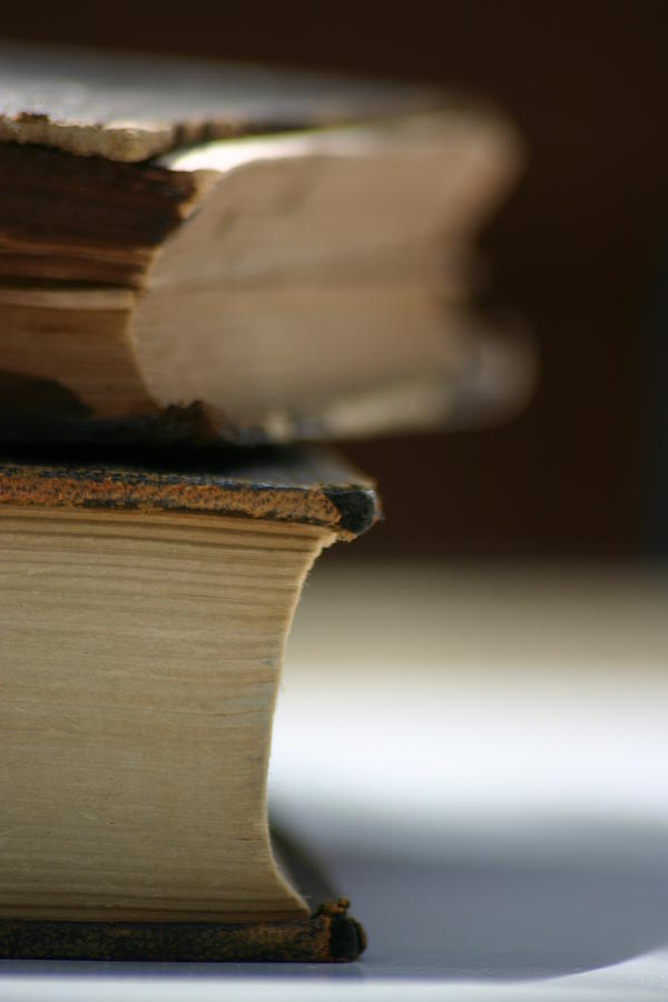 Books Photograph  - Books Fine Art Print