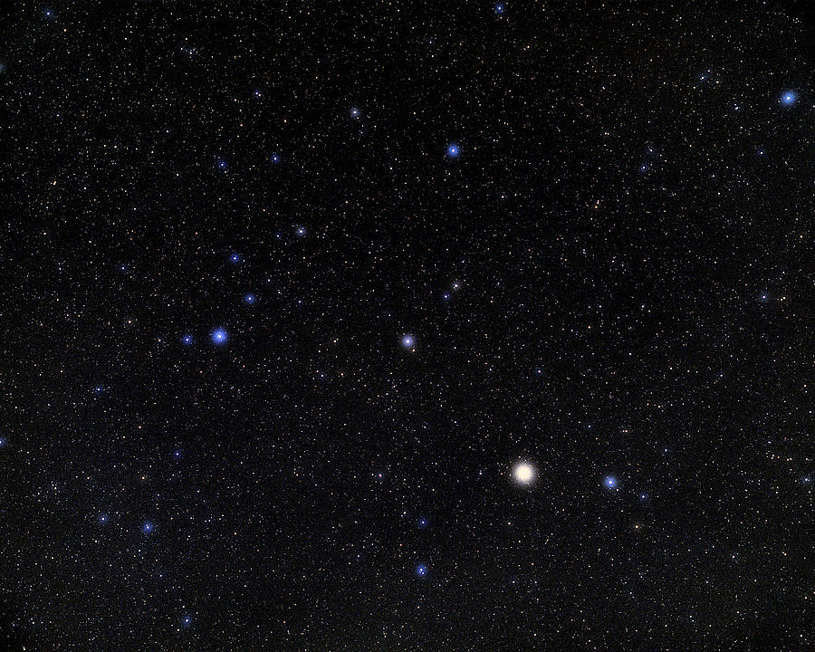 Bootes Constellation Photograph