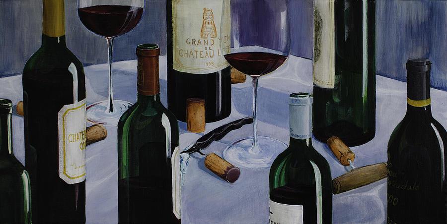 Bordeaux Painting
