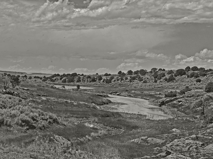 Borderland Tanks Photograph  - Borderland Tanks Fine Art Print