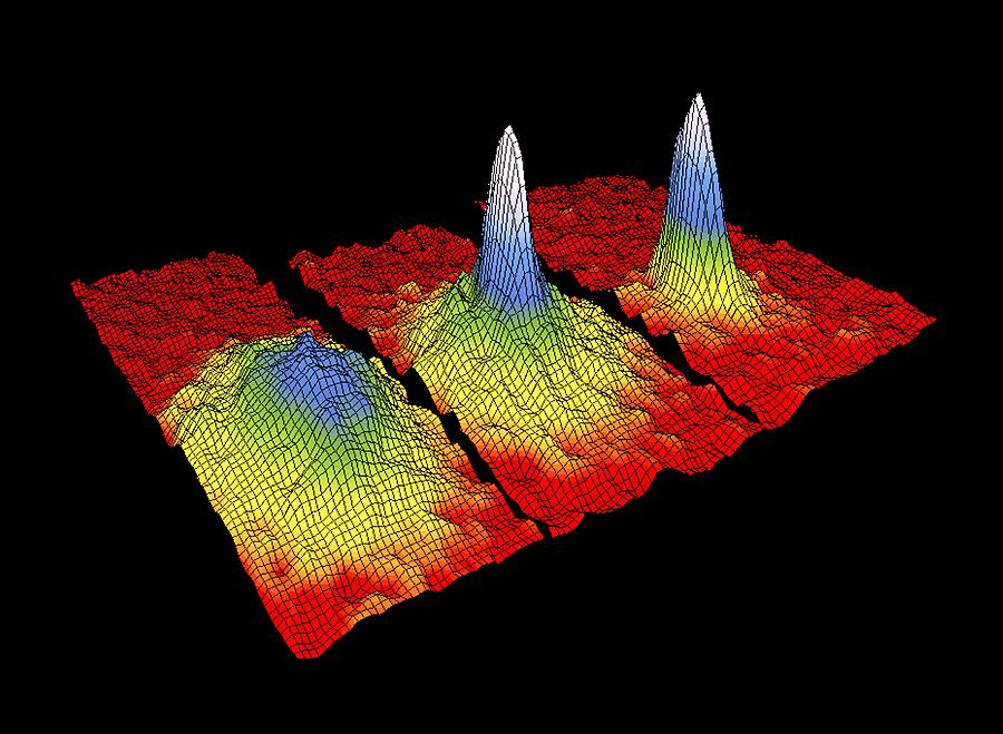 Bose-einstein Condensate Research Photograph  - Bose-einstein Condensate Research Fine Art Print