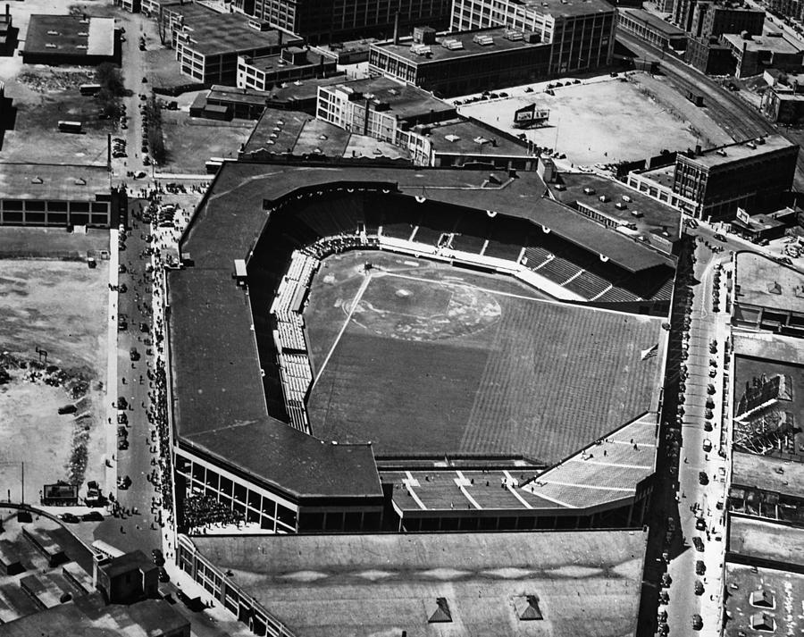 Boston: Fenway Park Photograph