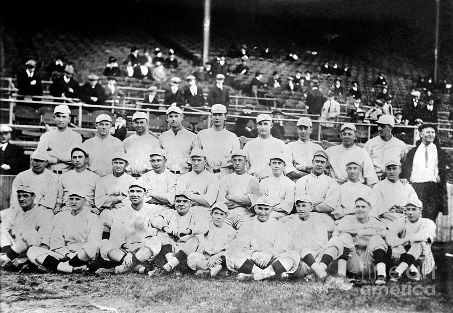 Boston Red Sox, 1916 Photograph
