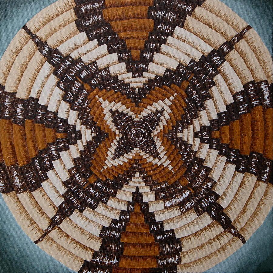 Basket Weaving Botswana : Botswana art