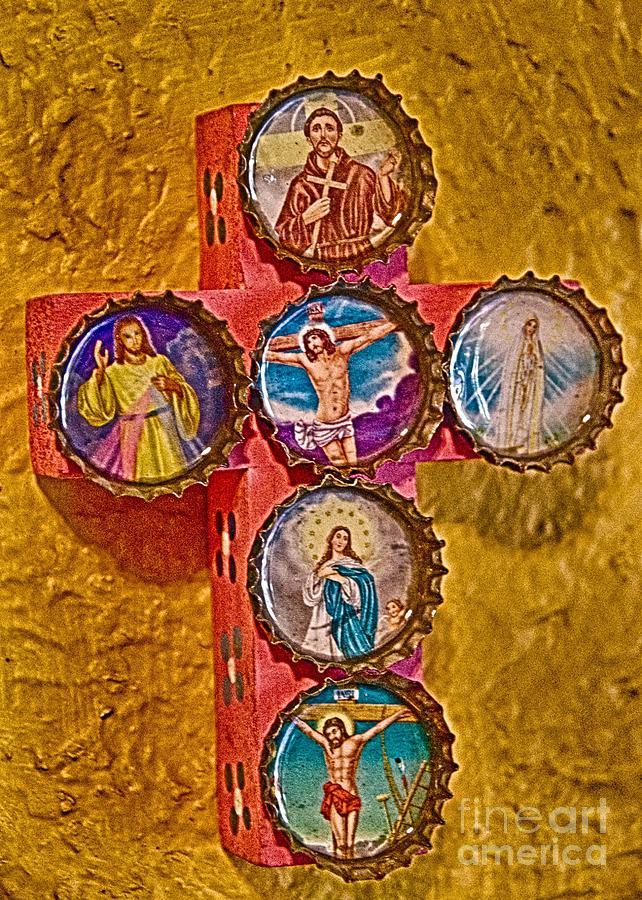 Bottled Religion Photograph