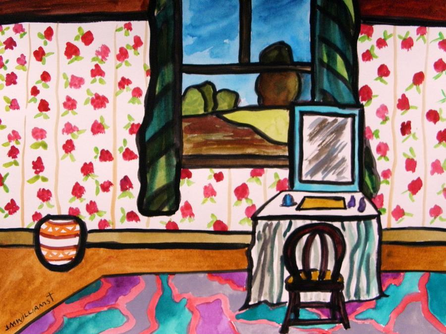 Boudoir Painting