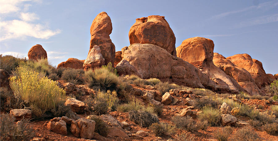 Boulder Landscape Photograph
