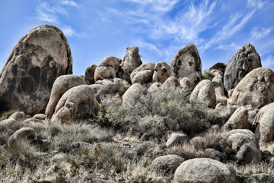 Boulders Photograph - Boulder Populated by Kelley King