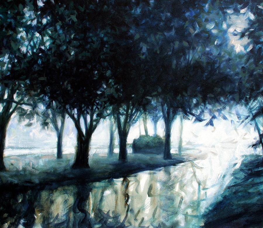 Boulevard Painting
