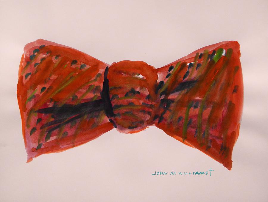 Bowtie 1 Painting
