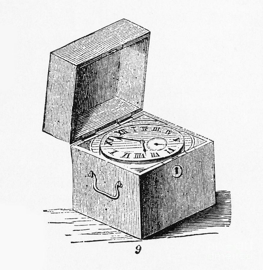 Box Chronometer Photograph