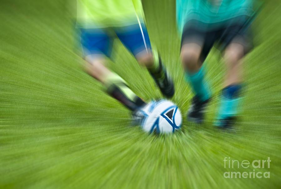 Boys Soccer Photograph